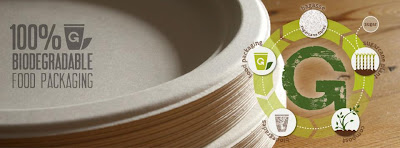 GreenHome | 100% Biodegradable Packaging