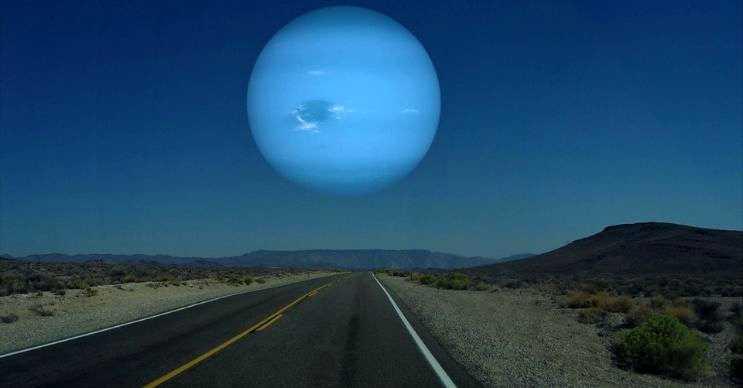 Neptün gece ve gündüz döngüsünü bozar ve dünyanın ısısını giderek artırırdı.