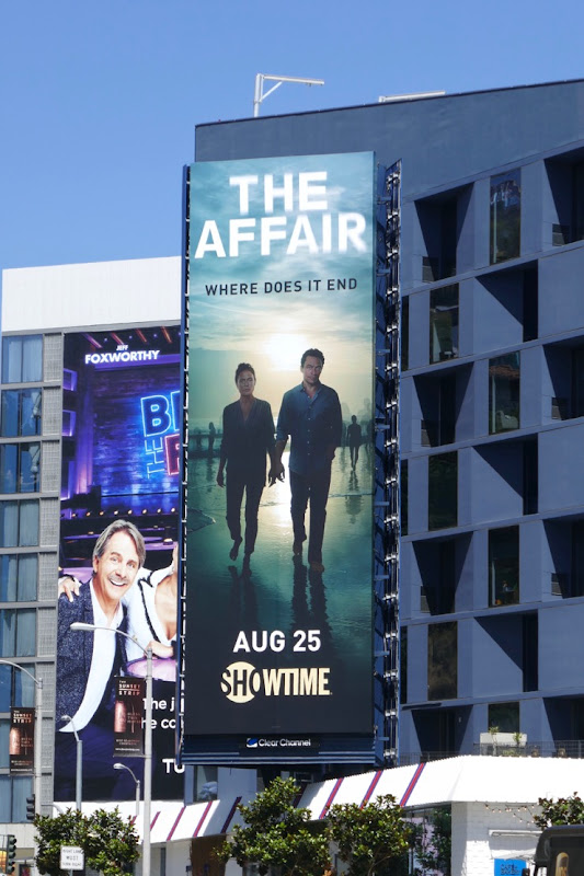 Affair final season billboard