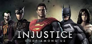 Injustice: Gods Among Us apk obb games free download