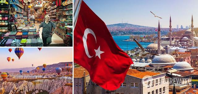 Росіянам прикрили відпочинок у Туреччині