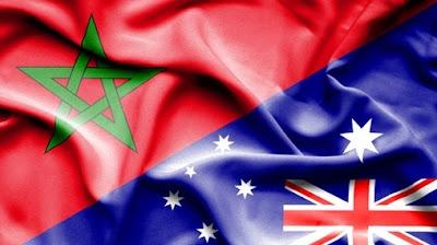 المملكة المغربية وأستراليا: إرادة مشتركة لإعطاء دينامية جديدة لتعاون متعدد القطاعات