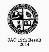 JAC 12th Result 2014 to be declared today