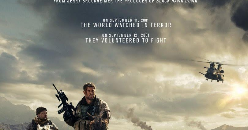 12 Strong Movie Prize Pack Giveaway 12strongmovie Ad