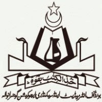 BISE Gujranwala 10th Class Result 2016