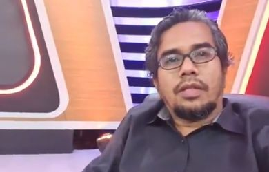 Teddy Gusnaidi Minta Novel Baswedan Kembalikan Uang Negara Rp3,5 Miliar