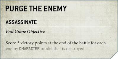 Purga al enemigo 9a edición