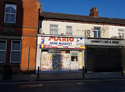 Mario Mini Market in Reddish, Stockport
