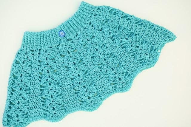 2 - Crochet imagen Falda a crochet para todas las tallas ganchillo paso a paso facil sencillo por Majovel Crochet