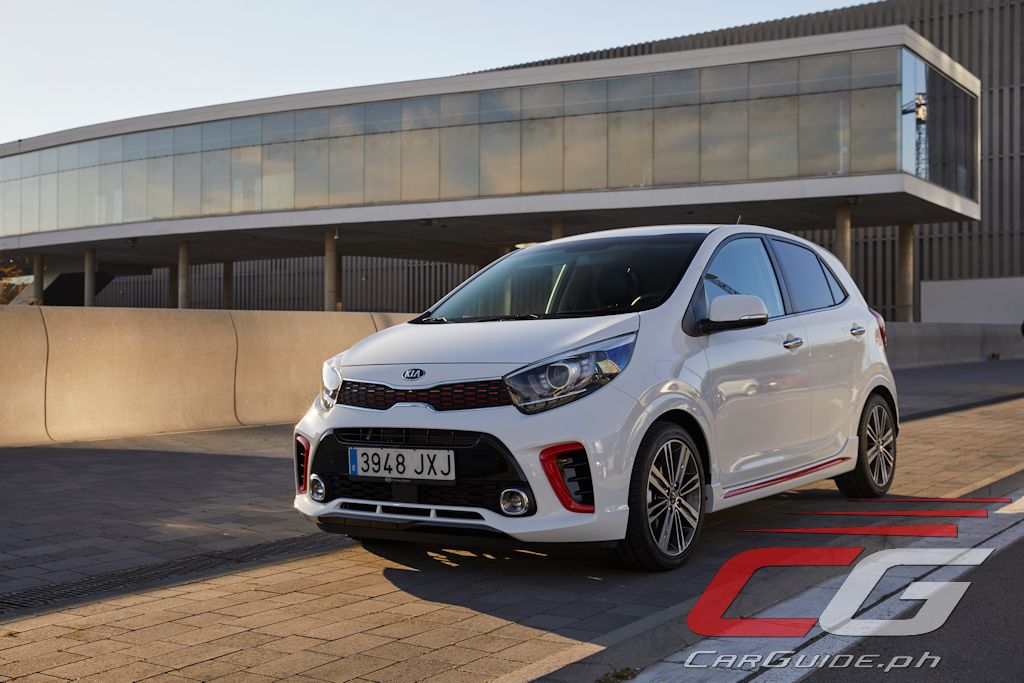 kia philippines launches all new 2018 picanto w specs philippine car news car reviews. Black Bedroom Furniture Sets. Home Design Ideas