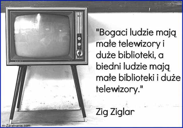 Zig Ziglar, cytaty o sukcesie, bogactwie, pieniądzach i finansach.