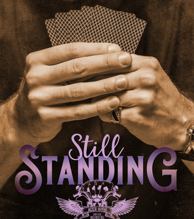 Book Review: Still Standing (Wild West MC #1) by Kristen Ashley