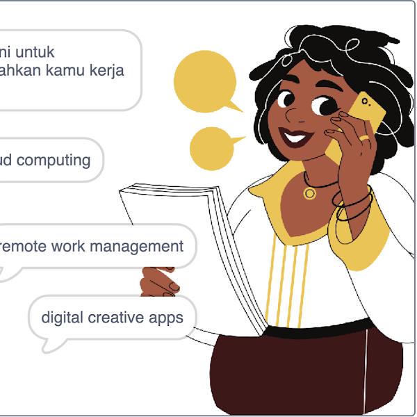 Tips 2 Cara Mulai Kerja Online Dari Rumah