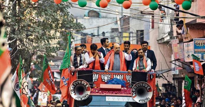AAP's Therottam in Delhi; BJP to increase seats,www.thekeralatimes.com