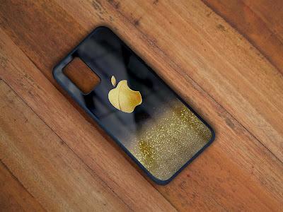 Mockup Glass Case Oppo A54