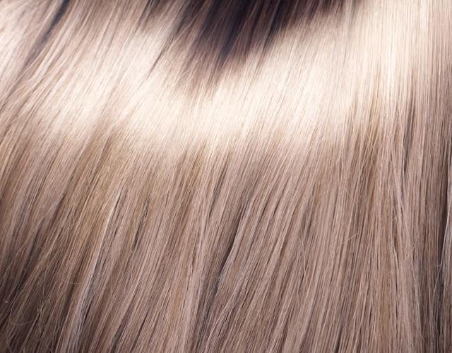 Como tirar o chumbado do cabelo loiro