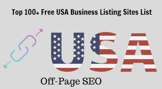 TOP 100+ FREE BUSINESS LISTING SITES USA