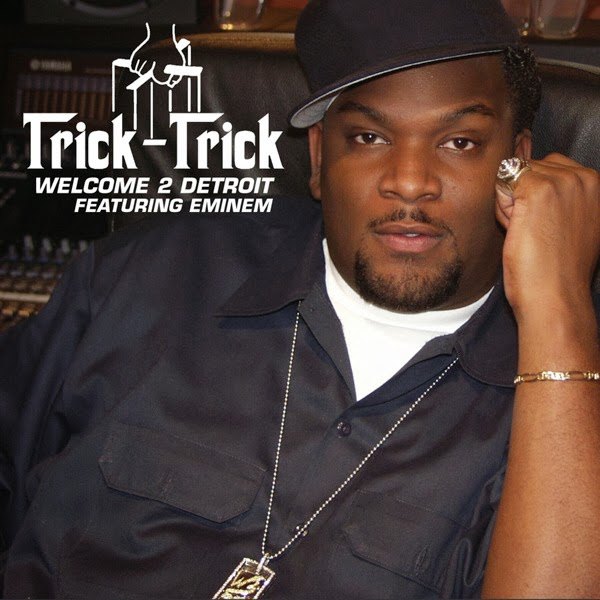 Trick-Trick - Welcome 2 Detroit (feat. Eminem) - EP  Cover