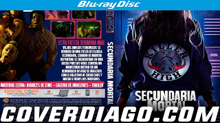 Killer High Bluray - Secundaria mortal