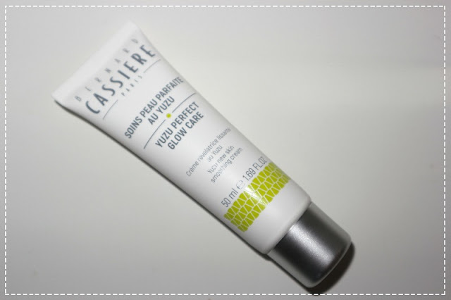 Bernard Cassiere Yuzu perfect glow care