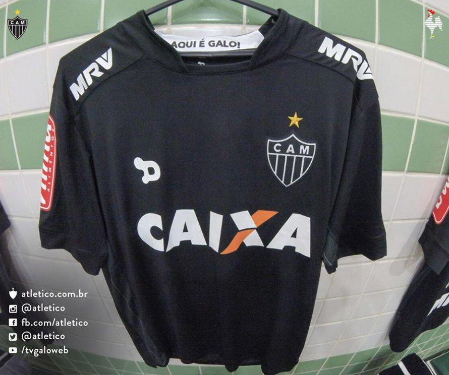 926187501f Dryworld apresenta a terceira camisa do Atlético Mineiro - Show de ...