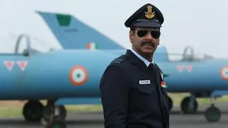 ajay devgan in film 'bhuj:the pride of india'