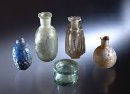 Glassware from Pompeii