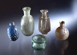 Glassware from Pompeii