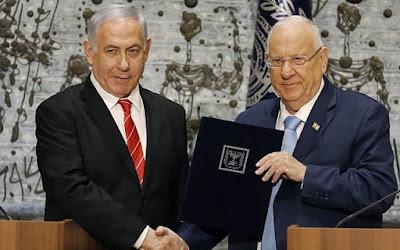 Netanyahu terá 28 dias para  formar o novo governo