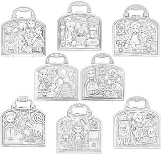 Disney Animators Gift Set coloring pages coloring.filminspector.com