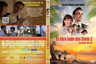 Al Otro Lado Del Cielo 2 Fuego De Fe The Other Side Of Heaven Fire Of Faith 2019 Coversfable