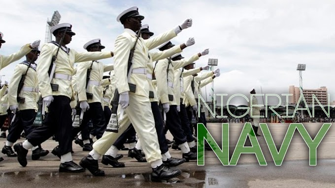 Nigerian Navy is recruiting for fulltime Public Health Officer.