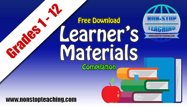 Learner's Materials Compilation for Grades 1-12