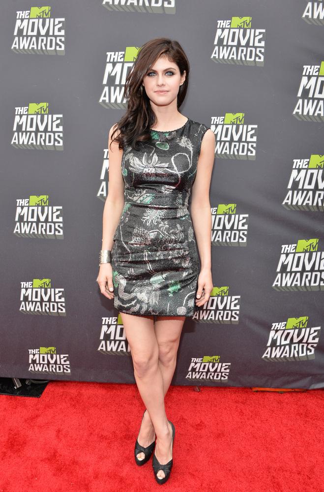 Fashionpilule Mtv Movie Awards 2013