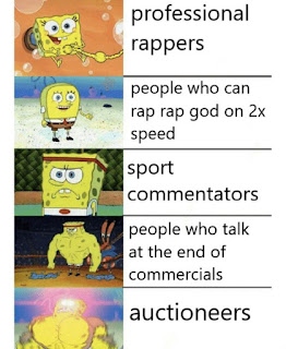 Talking Fast Meme