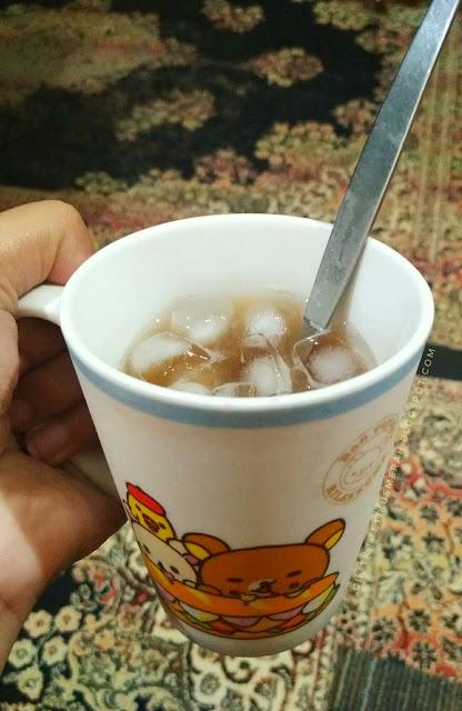 Air asam jawa sejuk segar