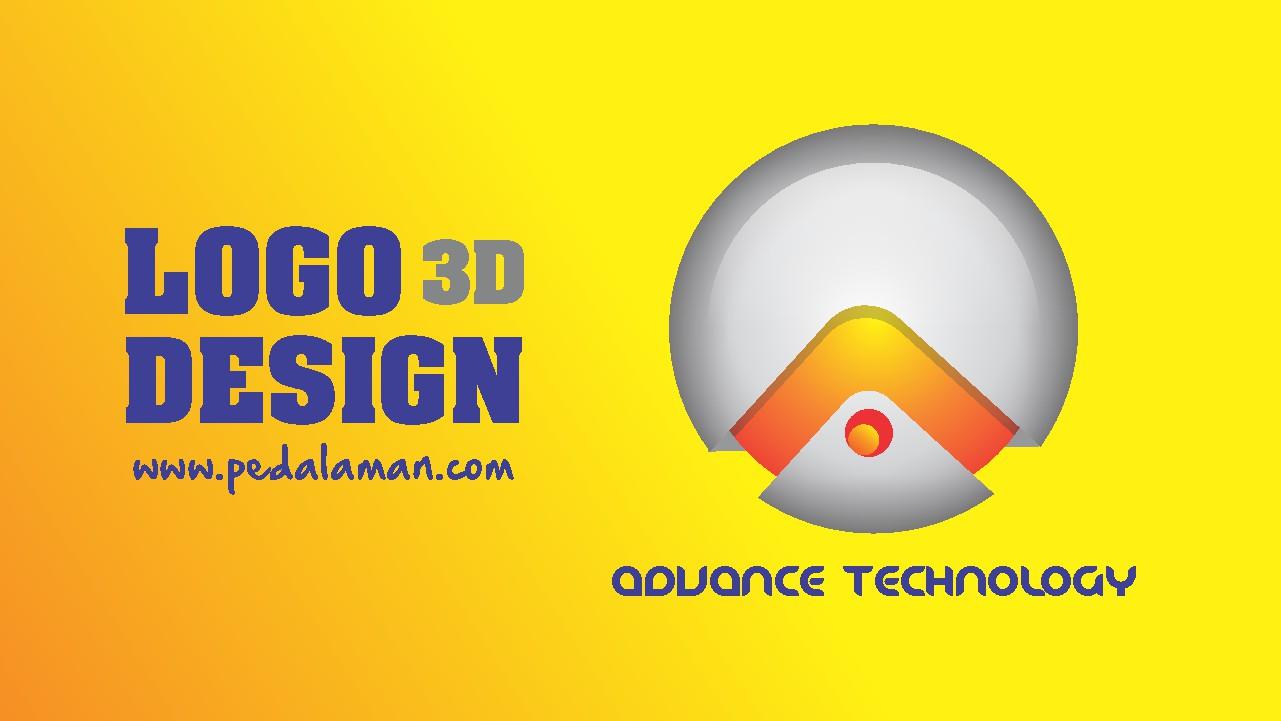 Membuat logo 3d online gratis