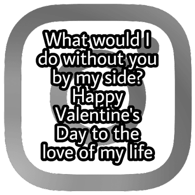 Messages for Valentine's Day