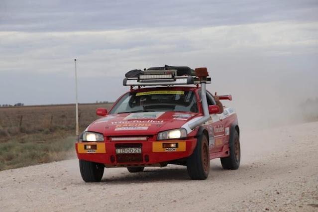 Safari R34