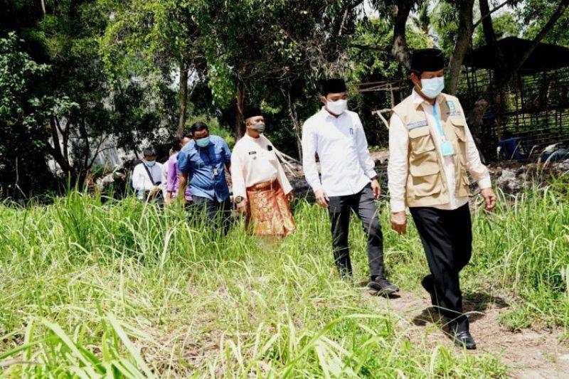 Distribusikan Sembako, Isdianto: Semoga Bantuan Ini Ringankan Beban Masyarakat
