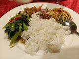 Makan-makan kat Hotel  Crown Garden