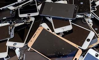 Smartphone vecchi