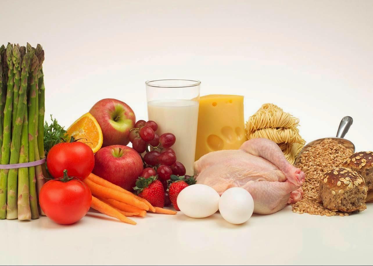 Makanan Sehat Untuk Berat Tubuh Ideal