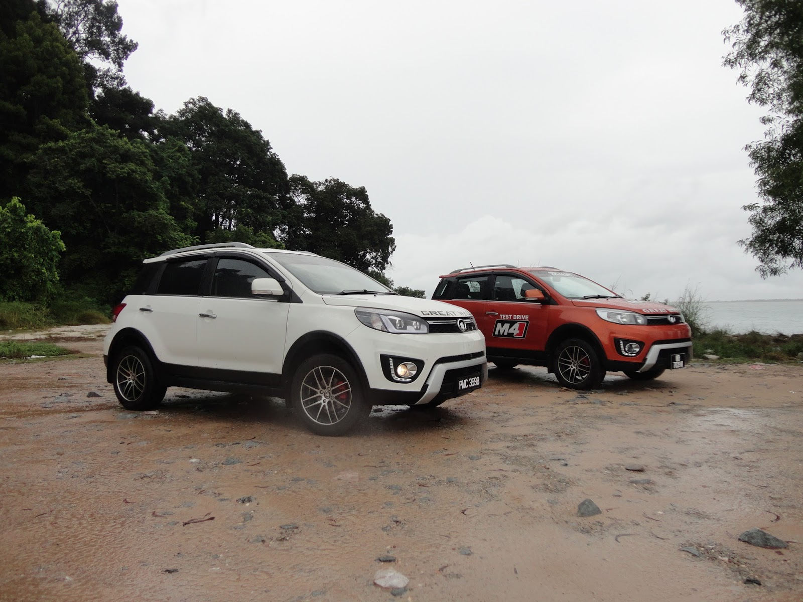 Motoring Malaysia Test Drive Review Great Wall Haval M4 AMT NOW