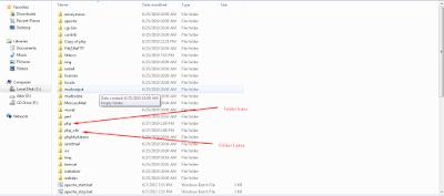 buat file baru