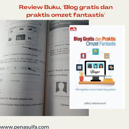Buku blog gratis dan praktis omzet fantastis