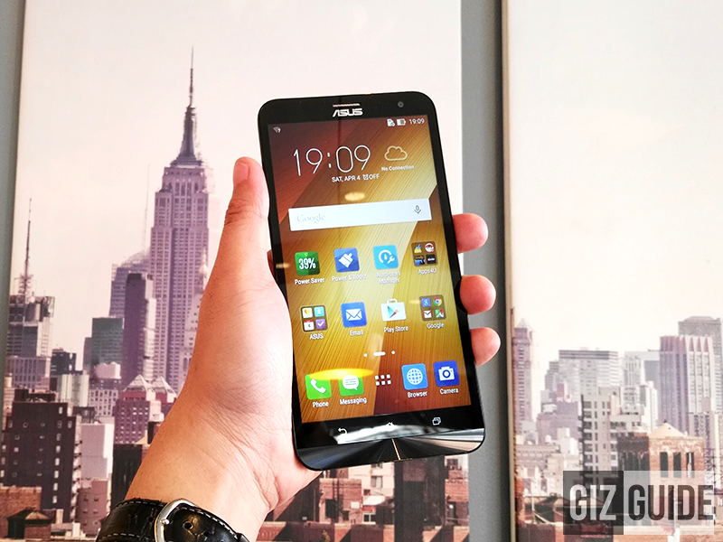 Asus ZenFone 2 Laser 6.0 review part 1