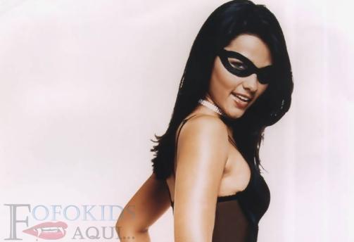 Suzana Alves simbolo sexual dos anos 2000