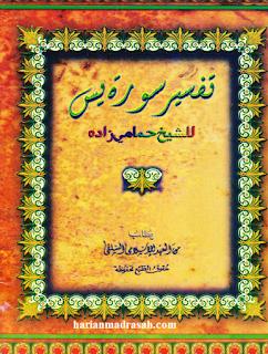 Download Kitab Tafsir Surat Yasin (Syeh Hamami Zadah)