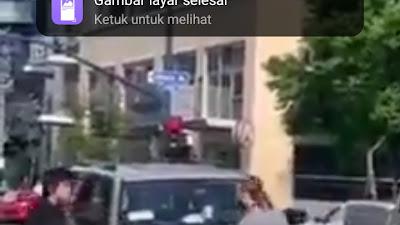 Diserang Bule, Mahasiswa Indonesia di AS Lumpuhkan Lawan